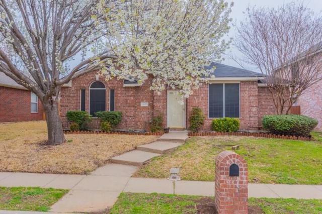 1633 Nightingale Drive, Lewisville, TX 75077 (MLS #14041757) :: Team Tiller