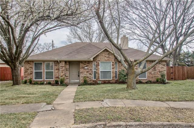 2221 Tangleridge Lane, Rowlett, TX 75088 (MLS #14041763) :: The Good Home Team
