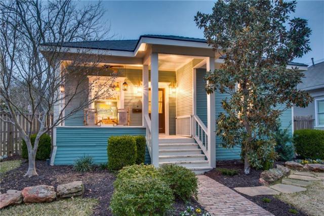 404 S Parker Street, Mckinney, TX 75069 (MLS #14041802) :: Kimberly Davis & Associates