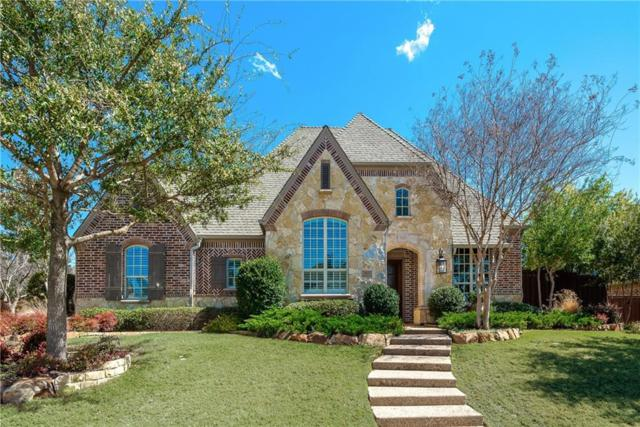 1813 Truscott Lane, Allen, TX 75013 (MLS #14041803) :: Kimberly Davis & Associates