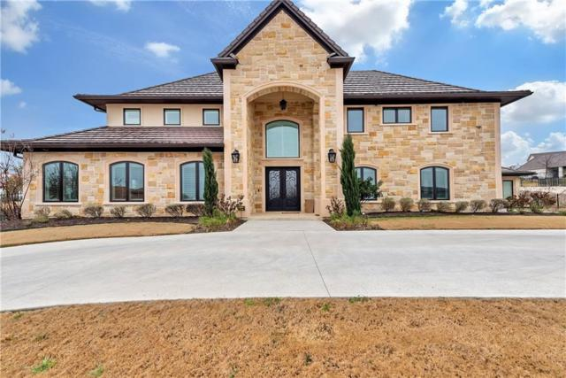 5117 Pato Court, Benbrook, TX 76126 (MLS #14041879) :: Potts Realty Group