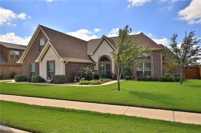 4509 Vista Del Sol, Abilene, TX 79606 (MLS #14041985) :: The Chad Smith Team