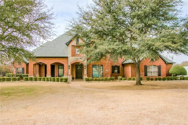 5003 Copperhill Circle, Parker, TX 75002 (MLS #14042017) :: RE/MAX Town & Country