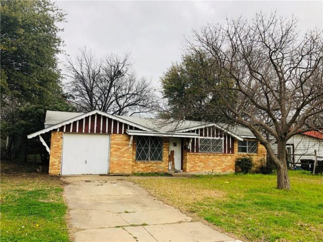 1021 Altamont Drive, Fort Worth, TX 76106 (MLS #14042022) :: Robbins Real Estate Group