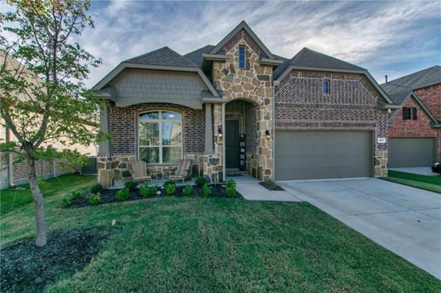 617 Darby Lane, Mckinney, TX 75072 (MLS #14042037) :: Real Estate By Design