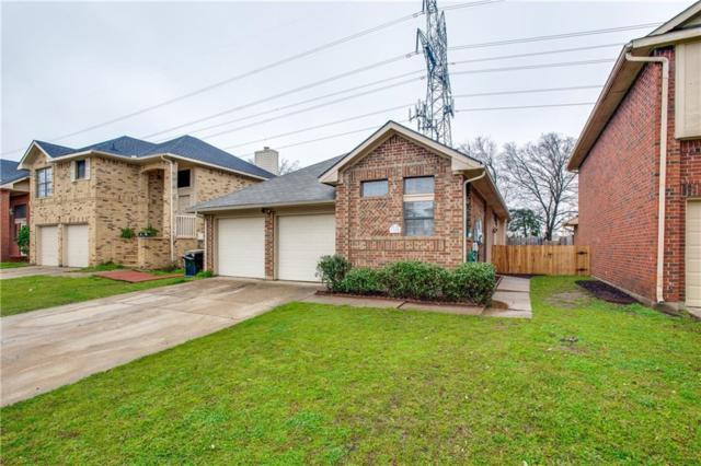 1325 Jasmine Drive, Lewisville, TX 75077 (MLS #14042148) :: Team Tiller