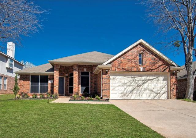 3113 Hudson Street, Corinth, TX 76210 (MLS #14042152) :: Baldree Home Team