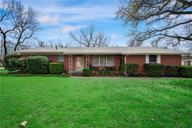 1230 E Chambers Street, Cleburne, TX 76031 (MLS #14042160) :: Robbins Real Estate Group