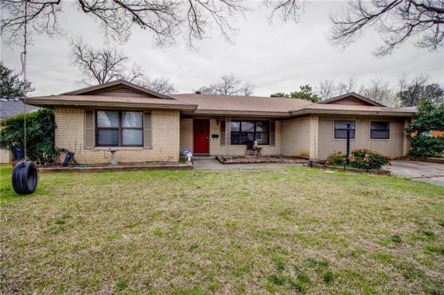 2809 Sadler Avenue, Fort Worth, TX 76133 (MLS #14042205) :: RE/MAX Pinnacle Group REALTORS