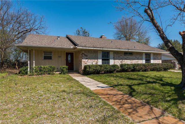 1017 Canterbury Drive, Sherman, TX 75092 (MLS #14042228) :: Baldree Home Team