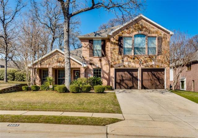 3003 Hidden Springs Drive, Corinth, TX 76210 (MLS #14042248) :: Baldree Home Team