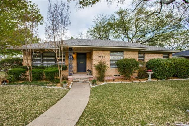 9935 Galway Drive, Dallas, TX 75218 (MLS #14042312) :: The Hornburg Real Estate Group