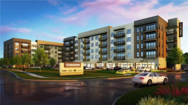 3517 Windhaven Pkwy #2210, Lewisville, TX 75056 (MLS #14042320) :: Van Poole Properties Group