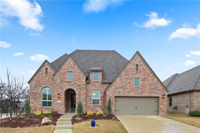 6336 Savannah Oak Trail, Flower Mound, TX 76226 (MLS #14042344) :: Real Estate By Design