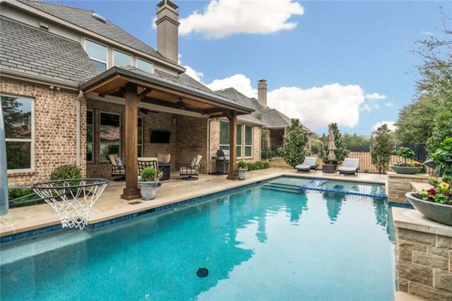 5609 Heron Bay Lane, Mckinney, TX 75070 (MLS #14042347) :: Kimberly Davis & Associates