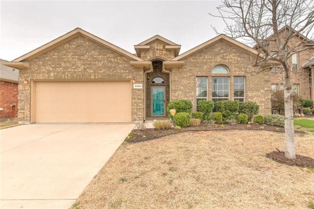 2226 Whitney Drive, Weatherford, TX 76087 (MLS #14042354) :: RE/MAX Town & Country