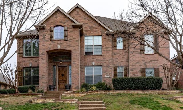 5659 Blazing Star Road, Frisco, TX 75036 (MLS #14042372) :: Real Estate By Design