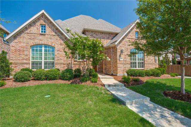 604 Heritage Lane, Flower Mound, TX 75022 (MLS #14042375) :: Real Estate By Design