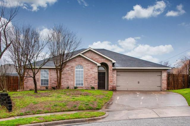 906 Jacobs Crossing Court, Burleson, TX 76028 (MLS #14042383) :: The Hornburg Real Estate Group