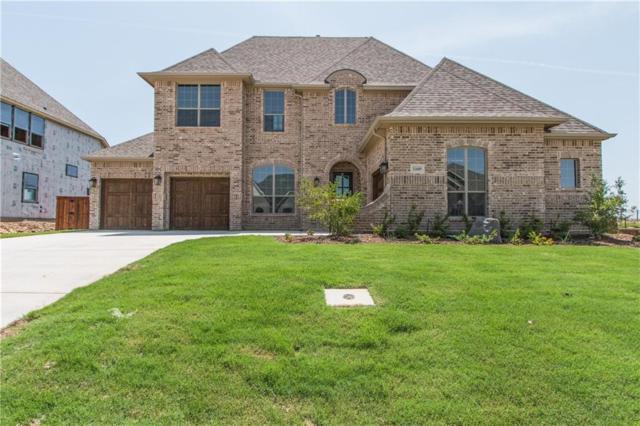 11609 Little Elm Creek Road, Flower Mound, TX 76226 (MLS #14042424) :: The Real Estate Station