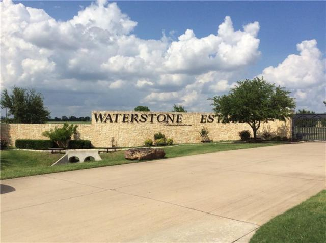 A-11 Waterstone Estates Drive, Mckinney, TX 75071 (MLS #14042434) :: Robbins Real Estate Group