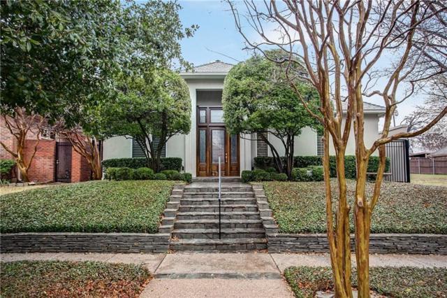 4732 Washburn Avenue, Fort Worth, TX 76107 (MLS #14042438) :: Real Estate By Design
