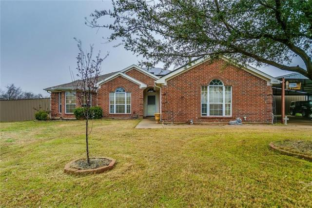 10400 Brangus Drive, Crowley, TX 76036 (MLS #14042439) :: Baldree Home Team
