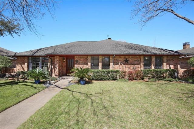 2305 Castle Rock Road, Carrollton, TX 75007 (MLS #14042464) :: Kimberly Davis & Associates