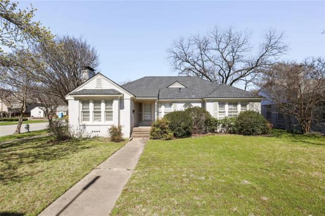 4236 Lovers Lane, University Park, TX 75225 (MLS #14042493) :: Kimberly Davis & Associates