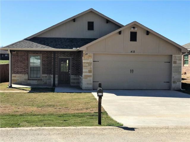 412 Poplar, Hico, TX 76457 (MLS #14042551) :: Lynn Wilson with Keller Williams DFW/Southlake