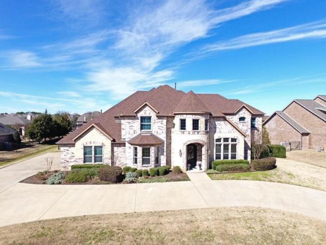 2205 Bella Lago Drive, Flower Mound, TX 75022 (MLS #14042554) :: Magnolia Realty