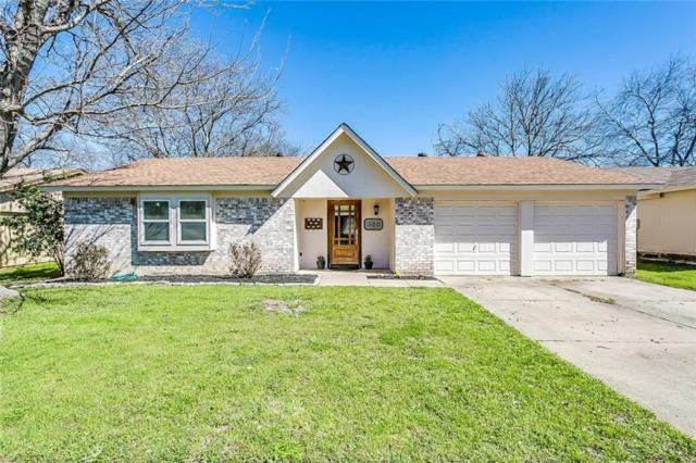 300 N Heights Drive, Crowley, TX 76036 (MLS #14042581) :: Robbins Real Estate Group