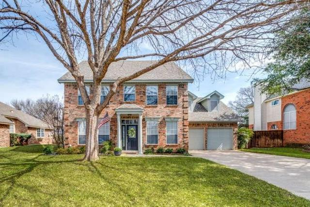 4245 Willow Bend, Grapevine, TX 76051 (MLS #14042587) :: Baldree Home Team