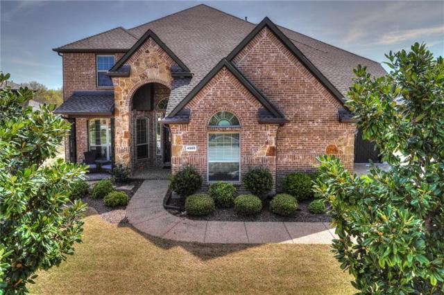 4505 Sharps Drive, Mckinney, TX 75072 (MLS #14042612) :: RE/MAX Town & Country