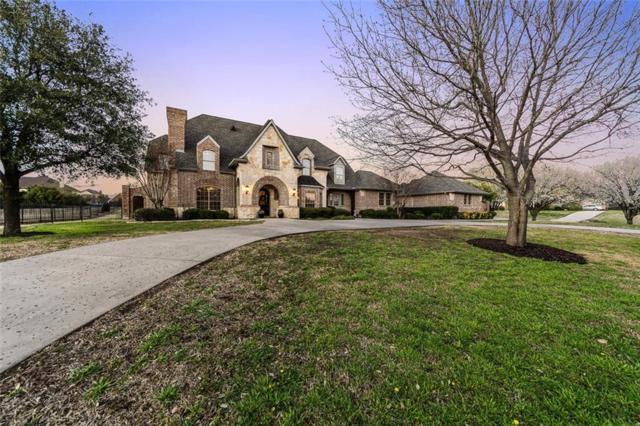 135 Saint James Drive, Lucas, TX 75002 (MLS #14042683) :: Lynn Wilson with Keller Williams DFW/Southlake