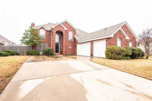 5100 Birch Grove Lane, Fort Worth, TX 76137 (MLS #14042685) :: The Tierny Jordan Network