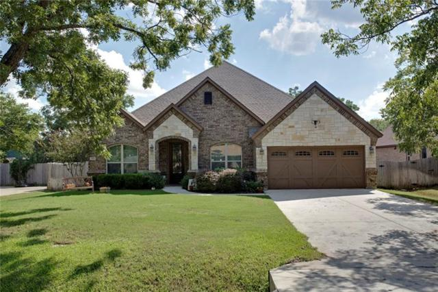 3305 Cottonwood Drive, Flower Mound, TX 75028 (MLS #14042730) :: RE/MAX Town & Country