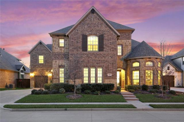4820 Latour Lane, Colleyville, TX 76034 (MLS #14042785) :: The Mitchell Group