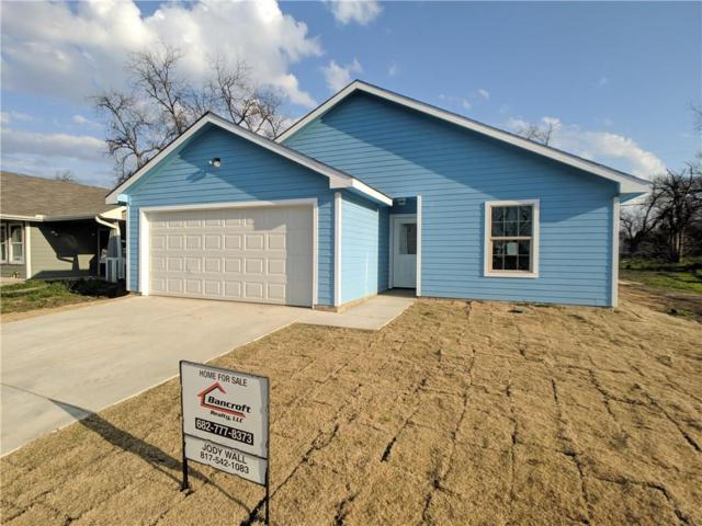 1115 E Baltimore Avenue, Fort Worth, TX 76104 (MLS #14042796) :: Robbins Real Estate Group