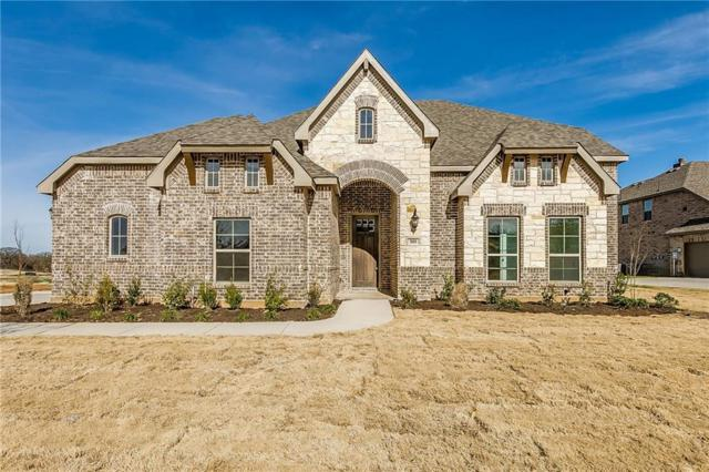 505 Sandia Park Drive, Burleson, TX 76028 (MLS #14042798) :: The Mitchell Group