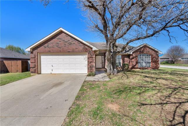 5221 Paulie Drive, Denton, TX 76208 (MLS #14042808) :: Team Tiller