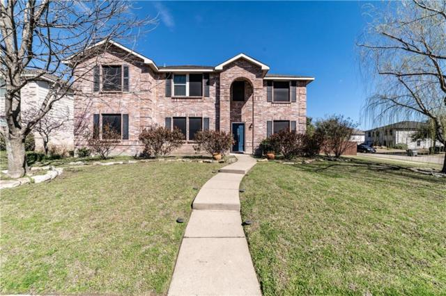1200 Summerdale Lane, Wylie, TX 75098 (MLS #14042885) :: Vibrant Real Estate