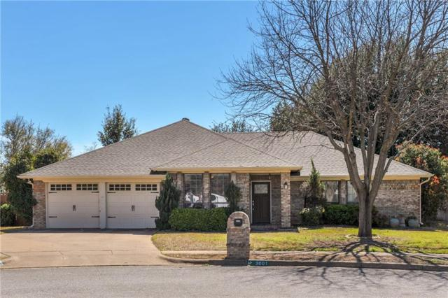 3601 Woodhaven Court, Bedford, TX 76021 (MLS #14042921) :: RE/MAX Town & Country