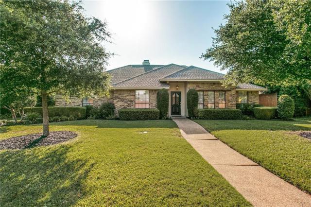 306 Willow Brook Drive, Allen, TX 75002 (MLS #14042922) :: Kimberly Davis & Associates