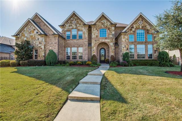 912 Lexington Terrace, Southlake, TX 76092 (MLS #14042923) :: Team Tiller