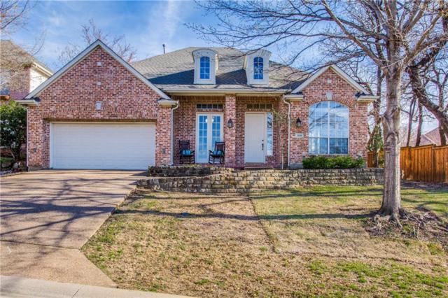 3110 Lake Highlands Drive, Highland Village, TX 75077 (MLS #14042942) :: Team Tiller