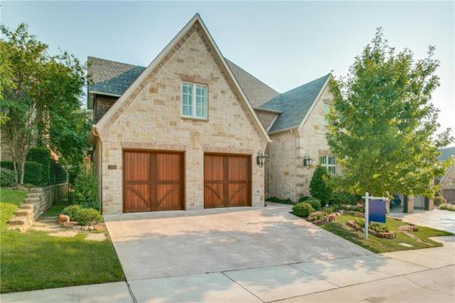 1709 Rock Dove Circle, Colleyville, TX 76034 (MLS #14042984) :: The Tierny Jordan Network