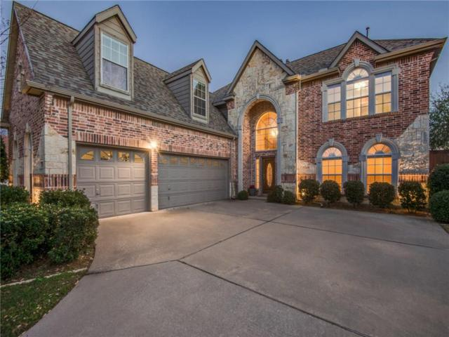 2812 Butterfield Stage Road, Highland Village, TX 75077 (MLS #14043012) :: Baldree Home Team