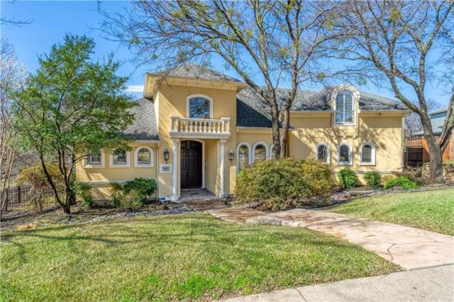 6605 Shoal Forest Court, Plano, TX 75024 (MLS #14043036) :: Kimberly Davis & Associates