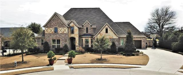 2420 Sunny Knoll Circle, Prosper, TX 75078 (MLS #14043055) :: Real Estate By Design